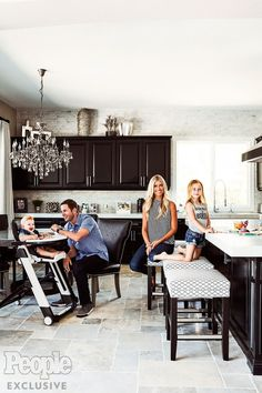 Flip or Flop's Tarek and Christina El Moussa's 'Rustic-Glam' House Took 2 Years to Renovate!