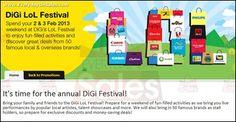 DiGi Malaysia LoL Carnival Event