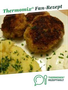 Fischfrikadellen mit Röstzwiebeln von Tina12. Ein Thermomix ® Rezept aus der Kategorie Hauptgerichte mit Fisch & Meeresfrüchten auf www.rezeptwelt.de, der Thermomix ® Community.
