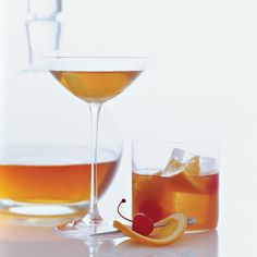 Many of the cocktails at the Thoroughbred Club are named after racetracks or horse-racing terms. This variation on the old-fashioned is named after th...