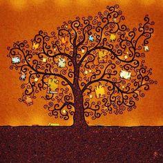Tree FULL of knowledge :)