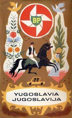 Yugoslavia ~ Maurice Laban
