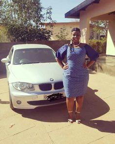 Modern Shweshwe fashion trends - Reny styles