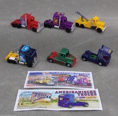 Ueei Ferrero American Amerikanische Trucks 1999 BZW 2001 Auswahl Auto LKW BPZ | eBay