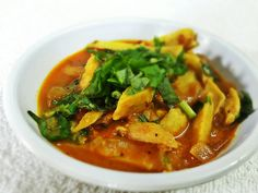 Arbi ki Sabzi - Taro Root Curry