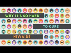 Why it's so hard to cure HIV/AIDS - Janet Iwasa: Credits to Ted EdHIV/AIDS remains to be one o the hardest diseases to cure but why is that so? Health Class, Health And Nutrition, Women's Health, Teaching Science, Life Science, Teaching Ideas, Difficult To Cure, Technology Lessons, Hiv Aids