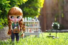 Love the World We Live In, Blythe scenery by VoodooLady