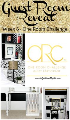 One Room Challenge G