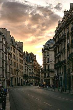 Saint Germain des Prés, rue du Vieux-Colombier, Paris VI