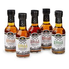 Look what I found at UncommonGoods: Cocktail Bitters Set for $34.99 #uncommongoods