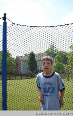 Trampoline G-Force: Little Brother is Suddenly 50 Years Older