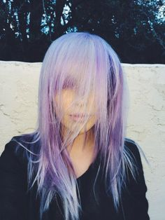 Ireland Baldwin Pulls A Nicole Richie, Dyes Her Hair A Magnificent Shade Of Ombre Purple Hair A, New Hair, Lavender Hair, Hair Color Purple, Creative Hairstyles, Pastel Hair, Hair Photo, Crazy Hair, Hair Pictures