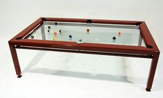 Cheap Pool Table Glass