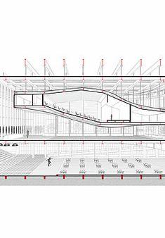 Natza Arquitectura Natural | AUDITORIO COLGANTE