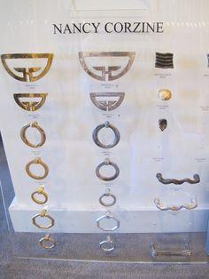 beautiful Nancy Corzine hardware