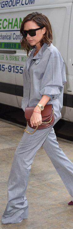 Victoria Beckham wearing Victoria Beckham
