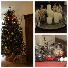 Mijn kersthuis -1 - by Renata van Miltenburg / Christmas Decoration