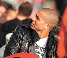 FUTBOL › EL FUTURO DE DAVID TREZEGUET, CADA VEZ MAS LEJOS DE NUÑEZ ¿Deja River para volver a Juventus?