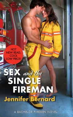 This is the third book in the series, the story of Chief Roman and Sabina Jones. I loved writing about a female firefighter.