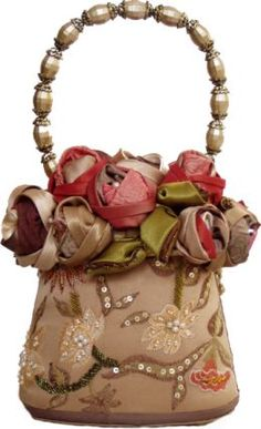 Mary Frances Handbag - Glamour Girl ~ I think this is my most favorite Mary Frances bag so far