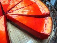 """""""Strawberry"""" Cheesecake"""