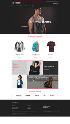 SanClemente ® on Behance