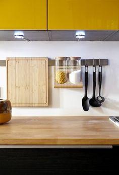 Des plans de travail dégagés : l'étape numéro un vers une cuisine organisée
