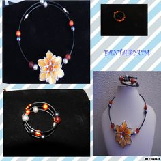 Entièrement fait à la main, dispo sur http://www.alittlemarket.com/boutique/fantaisyum_bijoux-1171665.html