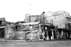 1975 ΣΑΝΤΡΙΒΑΝΙ ΧΑΝΙΑ Crete, Nostalgia, Louvre, Building, Destinations, Gluten, Travel, Baking, Vintage