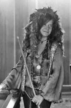 Janis Joplin playing pool  inside her Larkspur, CA home