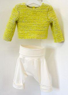 3rd yr Lisa Dillion's knit for children's wear
