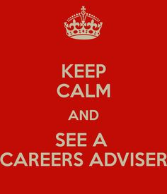I am a Careers Adviser