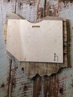Reclaimed Pallet Wood Ohio by HarrysCustoms on Etsy