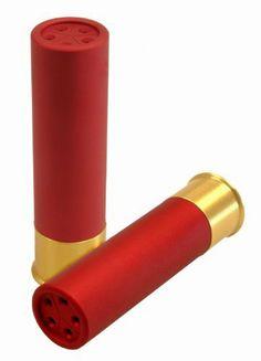 GG&G 1334 Shotgun Shotgun Shell Salt & Pepper Shakers . $42.00