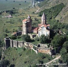 Gremi fortress - Georgia