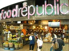 food republic | food court | singapore