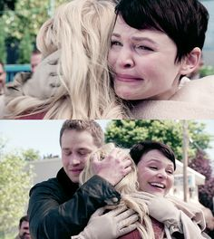 Once Upon A Time: Emma, Snow, & Charming