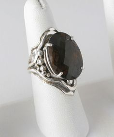 Smoky Quartz [8] : Marksz Co. | Sterling · West Palm Beach , Handcrafted Artisan Sterling Silver Jewelry