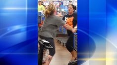 Authorities in Indiana are investigating after a video of a disturbing fight from inside a Walmart has appeared online.