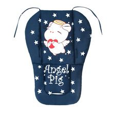 The Best Breathable Soft Baby Stroller Cotton Cushion Seat Cover Mat Car Pad Pushchair Urine Pad Liner Cartoon Star Mattress Baby Cart Strollers Accessories Mother & Kids