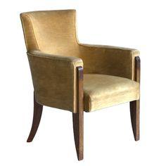 10 Inspirational Art Deco Furniture Pieces | BRABBU Interior design, art deco, furniture, chair, BRABBU