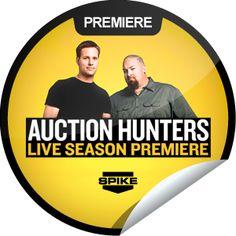 Auction Hunters Premiere