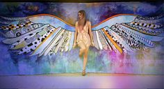 Wings to Fly is an interactive mural situated on The Strand, Tauranga. Myself and Graphic Designer Tara Fowler together designed and painted the mural. We were commissioned by Downtown Tauranga. Please follow the link below and take a look at the...