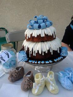 Hsppy Birthday Latha Bundt Cake