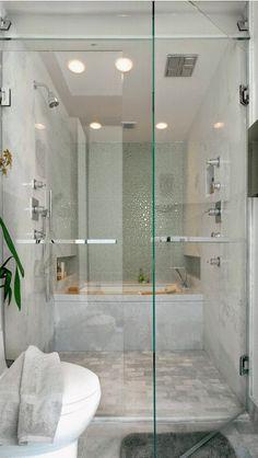 Michelle - Blog #Bathtub or #shower? Fonte : http://austinpattersondisston.designshuffle.com/portfolio/lakeside-contemporary