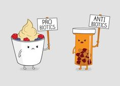 Probiotics vs Antibiotics. 22 Genius Costume Ideas Based On Classic Threadless Tees Consider your costume contest already won.