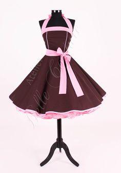 Petticoatkleid inkl. Petticoat!!! von Atelier Belle Couture 50er Jahre Petticoatkleider Rockabilly Kleider auf DaWanda.com