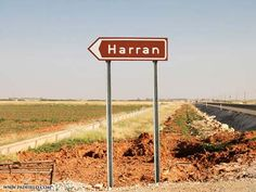 """Photos from Harran -- modern Turkish spelling of biblical """"Haran""""-- where Rebekah and Rachel are from."""