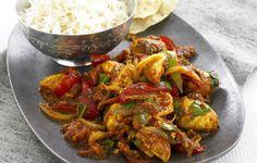 Chicken Jalfrezi Recipe By Shireen Anwar