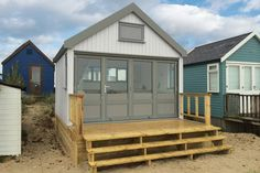 Mudeford Hut 363 Exterior by Ecologic